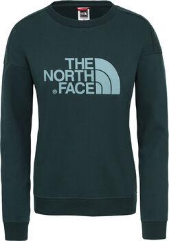 The North Face Drew Peak Crew sweater Dames Groen