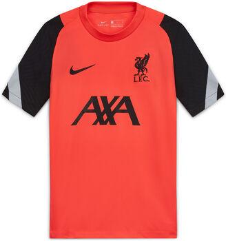 Nike Liverpool FC Strike kids top 20/21 Jongens Rood