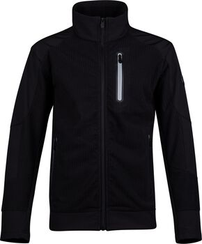 Falcon Sky Valley full zip top Dames Zwart