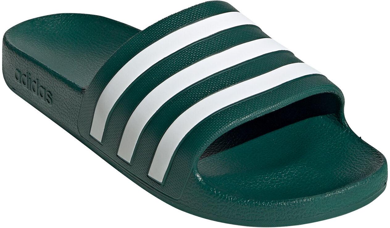 adidas Adilette Aqua Slippers Heren Groen » Intersport.nl