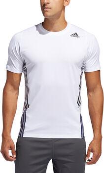 adidas FreeLift 3-Stripes shirt Heren Wit