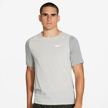 Nike Breathe Rise 365 top Heren Grijs