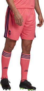 adidas Real Madrid uitshort 2020/2021  Heren Rood