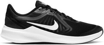 Nike Downshifter 10 kids hardloopschoenen Zwart
