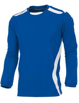 Hummel Club Shirt Ls Heren Blauw