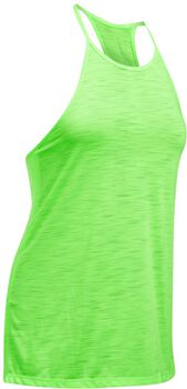 Under Armour Threadborne Fashion top Dames Groen