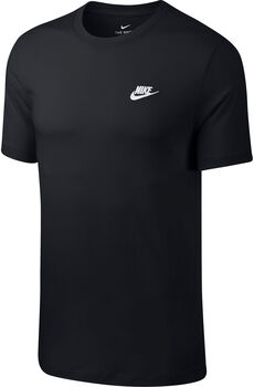 Nike Sportswear shirt Heren Zwart