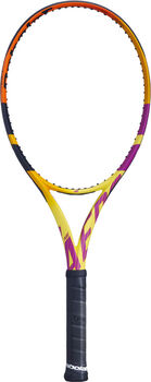 Babolat Pure Aero Rafa Unstrung tennisracket Geel