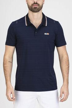 Sjeng Sports Desmond t-shirt Heren Blauw
