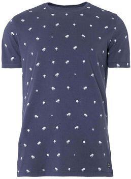 Brunotti Burrow shirt Jongens Blauw