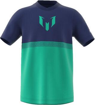 Adidas Messi jr shirt Jongens Zwart