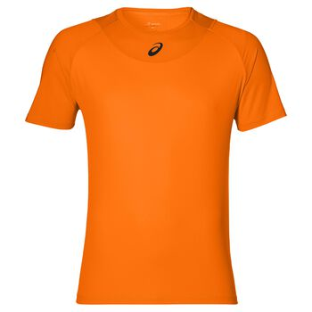 Asics Club top Heren Oranje