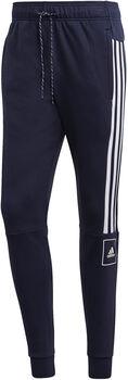 adidas 3-Stripes Tape broek Heren Blauw