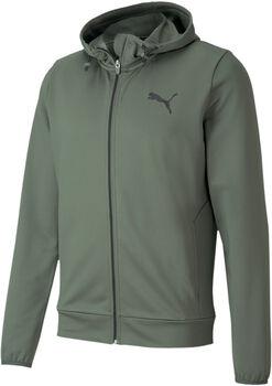 Puma RTG FZ hoodie Heren Groen