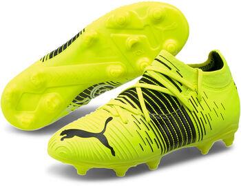 Puma FUTURE Z 3.1 FG/AG kids voetbalschoenen Geel