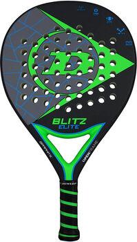 Dunlop Blitz Elite padelracket Heren Zwart