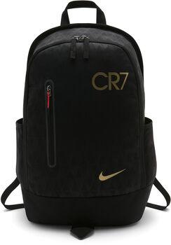 Nike CR7 Football jr rugtas Zwart