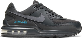 Nike Air Max Wright kids sneakers Jongens Zwart