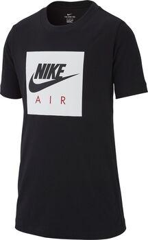 Nike Sportsweat Air Box shirt Zwart