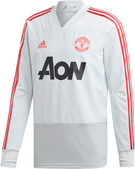 ADIDAS Manchester United sweater Heren Grijs
