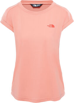 The North Face Hikesteller shirt Dames Oranje