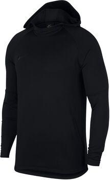 Nike Dry Academy hoodie Heren Zwart