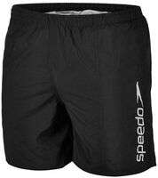 Speedo Scope 16 Inch zwemshort Heren Zwart