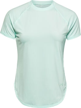 Under Armour Armour Sport Hi-Lo t-shirt Dames Blauw