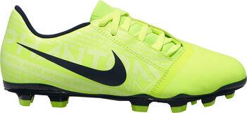 Nike Phantom Venom Club FG voetbalschoenen Geel