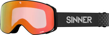 Sinner Olympia skibril Zwart