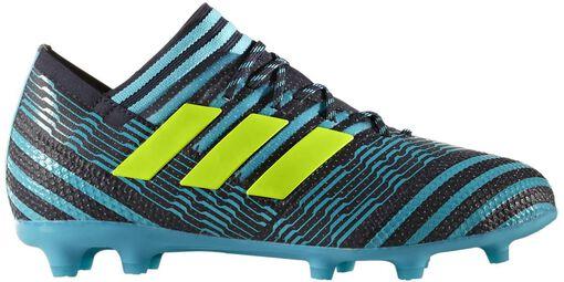 Adidas - Nemeziz 17.1 FG jr voetbalschoenen - Unisex - Voetbalschoenen - Zwart - 37,5