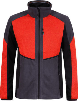 Icepeak Chris Midlayer ski-jack Heren Oranje