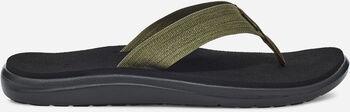 Teva Voya Flip slippers Heren Groen