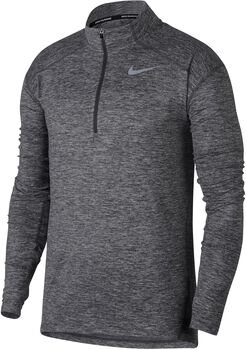 Nike Dry Element Running shirt Heren Zwart