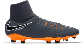 Nike Phantom 3 Academy FG voetbalschoenen Zwart
