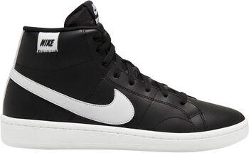 Nike Court Royale 2 Mid sneakers Heren Zwart