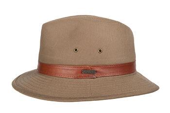 Hatland Bushwalker hoed Bruin