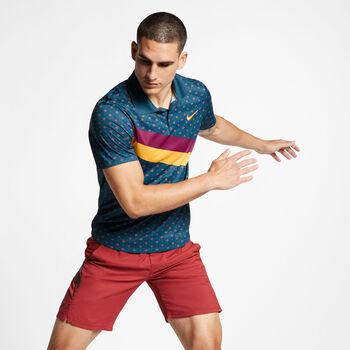 Nike Court polo Heren Groen