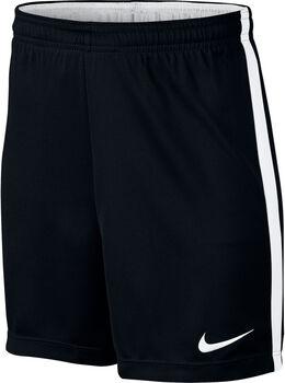 Nike Dry Academy Football jr short Jongens Zwart