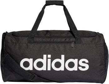 adidas Linear Core Duffel tas Zwart