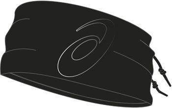 ASICS Logo tube Zwart