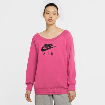 Nike Air Fleece Long-Sleeve top Dames