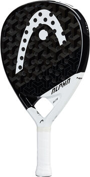 Head Alpha Elite padelracket Heren Zwart