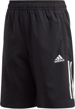 adidas 3-Stripes kids short  Jongens Zwart