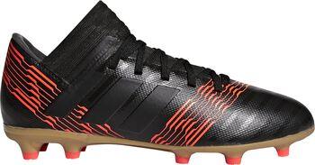 Adidas Nemeziz 17.3 FG jr voetbalschoenen Zwart