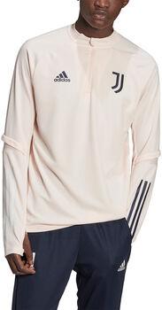 adidas Juventus Training Sweatshirt Heren Rood
