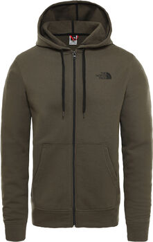 The North Face Arashi Logo hoodie Heren Bruin