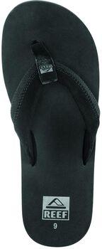 Reef Stuyak slippers Heren Zwart