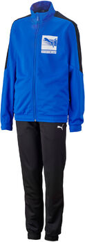 Puma kids trainingspak Jongens Blauw