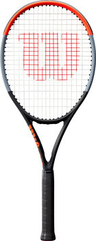 Wilson Clash 100L tennisracket Zwart